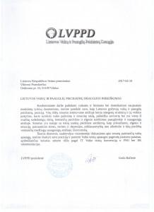LVPPD kreipimasis